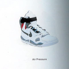 OH JEEZ: NIKE AIR FORCE 180 PUMP | THE LOST AND FOUND