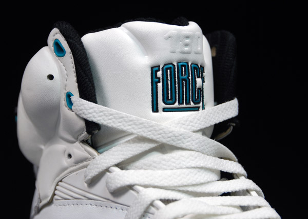OH JEEZ: NIKE AIR FORCE 180 PUMP   THE LOST AND FOUND
